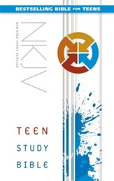 NKJV Teen Study Bible - eBook