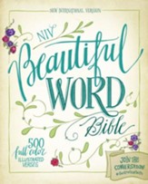 NIV Beautiful Word Bible - eBook
