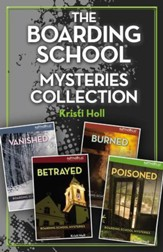 The Boarding School Mysteries Collection - eBook
