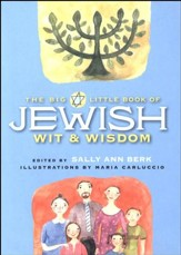 Big Little Book of Jewish Wit & Wisdom - eBook