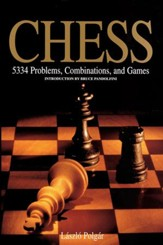 Chess: 5334 Problems, Combinations and Games - eBook