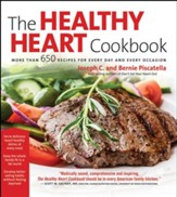 Healthy Heart Cookbook: Over 700 Recipes for Every Day and Every Occassion - eBook
