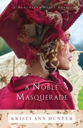 A Noble Masquerade (Hawthorne House Book #1) - eBook