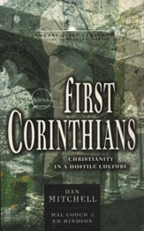 The Book of First Corinthians: Christianity in a Hostile Culture - Twenty-first Century Biblical Commentary