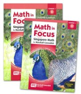 Math in Focus Course 1 for Grade 6  2nd Semester Homeschool Kit