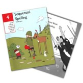 Sequential Spelling Level 4 Teacher's Guide & Student Response Book, Revised Edition