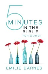 Five Minutes in the Bible for Women - eBook