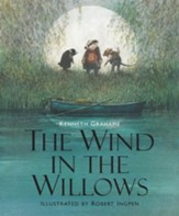 Wind in the Willows, Sterling Illustrated Classics, Hardcover
