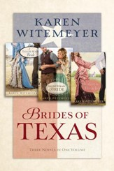 Brides of Texas - eBook