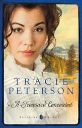 A Treasure Concealed (Sapphire Brides Book #1) - eBook