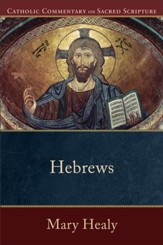 Hebrews (Catholic Commentary on Sacred Scripture) - eBook