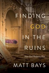 Finding God in the Ruins: How God Redeems Pain - eBook