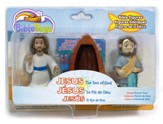 Jesus Walks on Water Tales of Glory Play Set