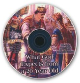 What God Expects from a Twenty (20) Year Old Audio CD