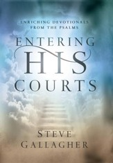 Entering His Courts - eBook