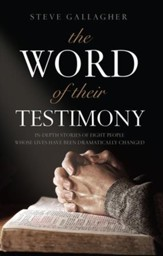 The Word of Their Testimony - eBook