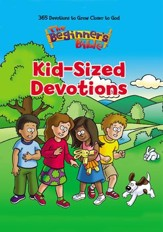 The Beginner's Bible Kid-Sized Devotions / Revised - eBook