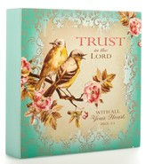 Trust in the Lord, Decor Block