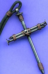 Regular Nail Cross Pendant