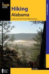 Hiking Alabama, 4th Edition