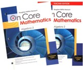 On-Core Mathematics Algebra 2 Bundle