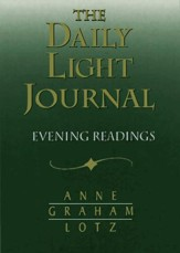 Daily Light Journal: Evening Readings / Special edition - eBook
