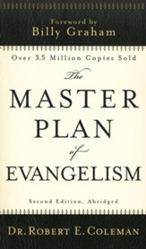 The Master Plan of Evangelism, 2nd edition, abridged