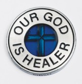 God Is Healer Pocket Token