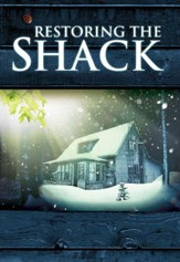 Restoring the Shack, 3 DVDs