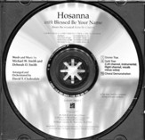 Hosanna with Blessed Be Your Name (CD ChoralTrax)