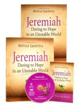 Jeremiah - Women's Bible Study Leader Kit: Daring to Hope in an Unstable World - Slightly Imperfect