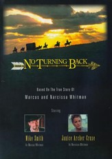 No Turning Back DVD
