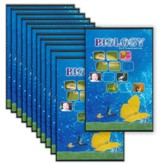 Biology DVD Set 1097-1108 Grade 9
