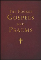 NRSV Pocket Gospels and Psalms,  Paper