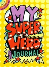 My Superhero Mini-Journal