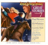 Great Stories Volume 7 on Audio CD