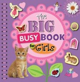 The Big Busy Book For Girls