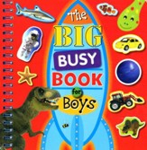 Big Busy Book For Boys