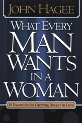 What Every Man Wants in a Woman/What Every Woman Wants in a Man--Flip Book - Slightly Imperfect