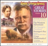 Great Stories, Volume #10 - Audiobook on CD