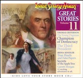 Great Stories, Volume #11 - Audiobook on CD