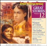 Great Stories, Volume #12 - Audiobook on CD