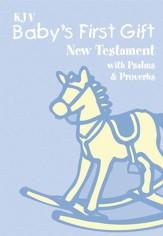 KJV Baby's First Gift New Testament / Special edition - eBook