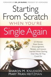 Starting From Scratch: When You're Single Again