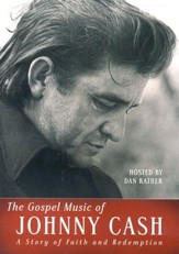 The Gospel Music of Johnny Cash, DVD