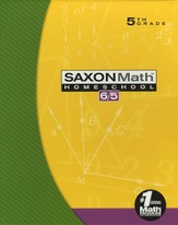 Math 65, Third Edition, Home School Kit in a Retail Box