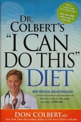 Dr. Colbert's I Can Do This Diet  - Slightly Imperfect