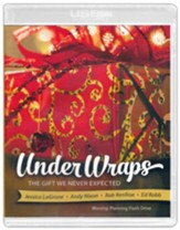 Under Wraps: The Gift We Never Expected - Worship Planning Flash Drive