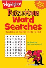 Word Searches (Puzzle Pad)