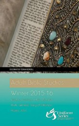 Adult Bible Studies Winter 2015-2016 Student - Large Print - eBook